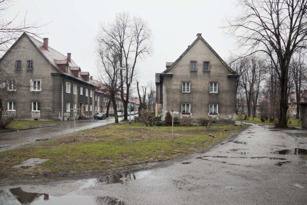 Voormalige IG Farbenwoonwijk in 2005. Collectie: Hans Citroen